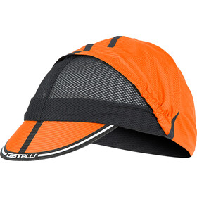Castelli Ros Cycling Cap orange